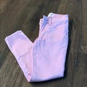 Girls Ballerina crop jeggings